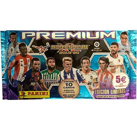Panini Sobre Premium ADRENALYN 2018 2019: Amazon.es: Juguetes y juegos