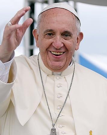 Amazon Pope Francis 8x10 Photo Picture Portrait Photographs