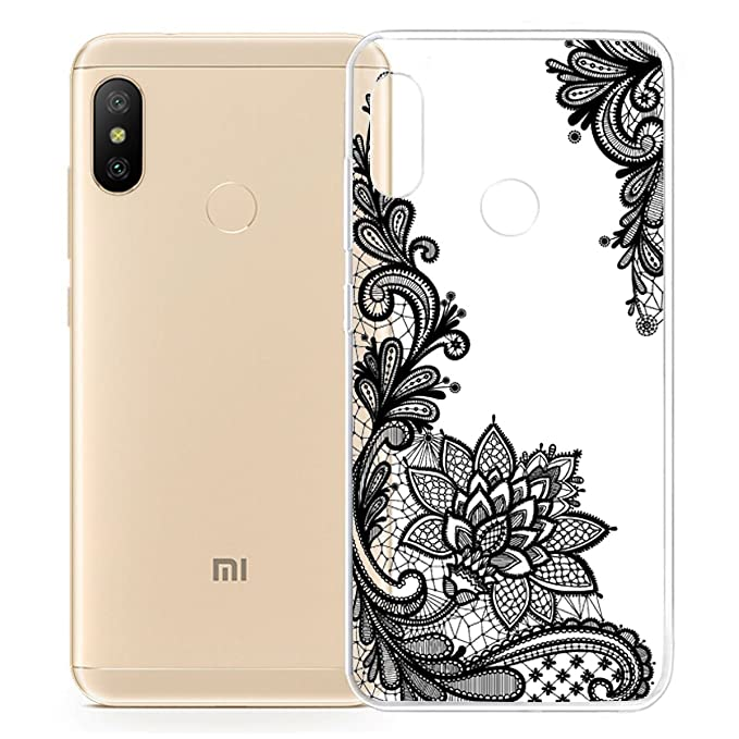Amazon.com: HYMY 3X Case Cover for Xiaomi Mi A2 Lite (5.84 ...