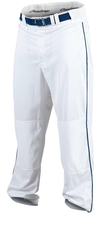 Rawlings Jugend Premium Baseball Softball semi-Relaxed Passform Paspel Hose B008PPZK2A Hosen Moderner Modus