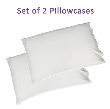 Amazon.com: Almohada de Seda, estándar/queen Pillow Cover ...