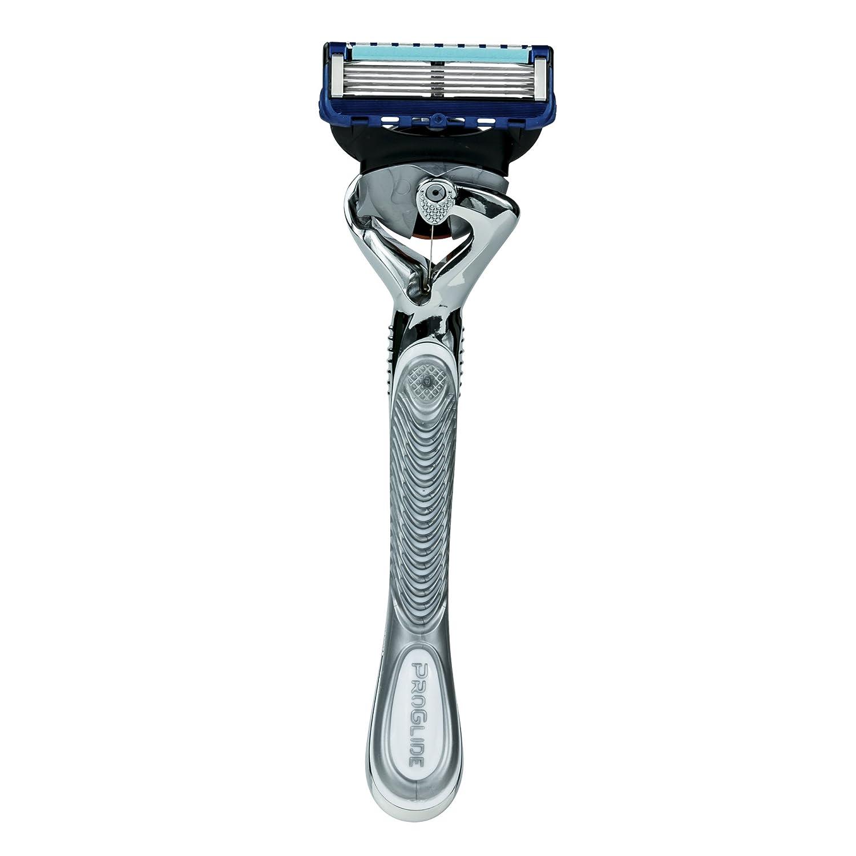 Gillette fusion proglide manual razor with flexball technology - Amazon Com Gillette Fusion Proglide Silvertouch Men S Razor With Flexball Handle Technology And 2 Razor Blade Refills Beauty
