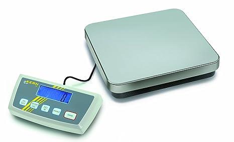 Báscula de plataforma industria alimentaria Entrepot expedición – 24 kg x ...