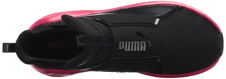 PUMA Women's M Fierce Core Cross-Trainer Shoe B01MQWO01D 8.5 M Women's US|Puma Black-love Potion fda948