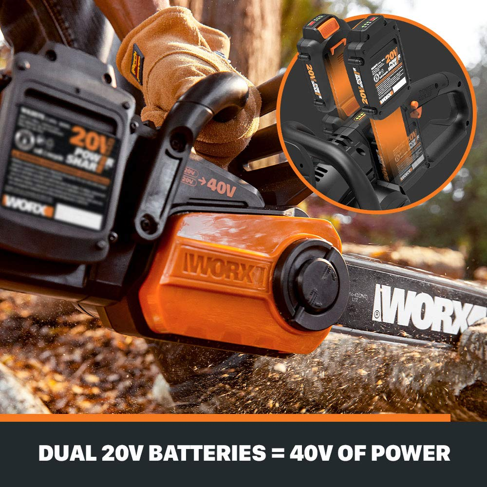 WORX WG384 Chainsaws product image 4