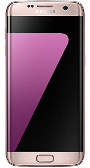 Samsung Galaxy S7 Edge Sm G935f Pink Gold Amazon In Electronics