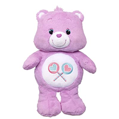 "Care Bears Share 12"" Bear Toy with DVD: Toys & Games"