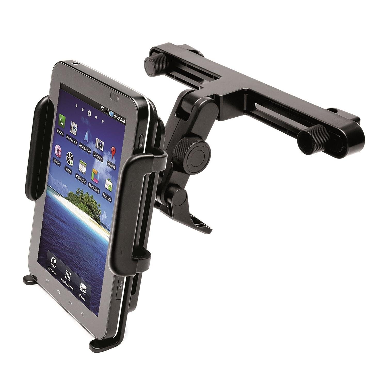 Muvit MUCHL0011 - Soporte de coche universal reposacabezas para tablet de 7