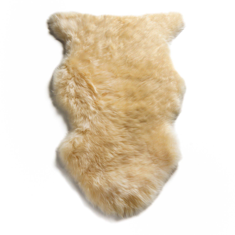 WaySoft Eco-Friendly Genuine New Zealand Sheepskin Rug