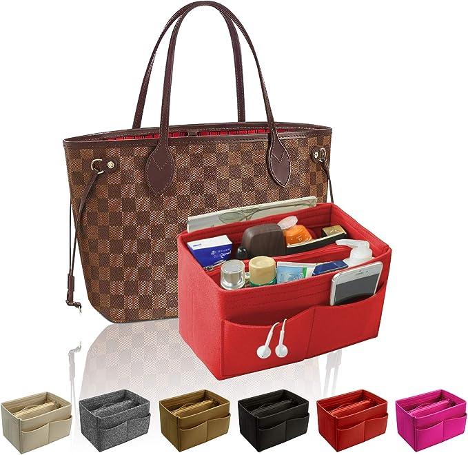Purse Organizer Insert, Handbag & Tote Organizer