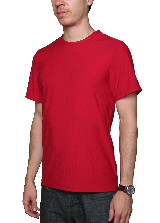 d77f89978 Alamere Men's Merino T-Shirt - Made in USA - Lightweight, NZ Merino Wool at  Amazon Men's Clothing store: