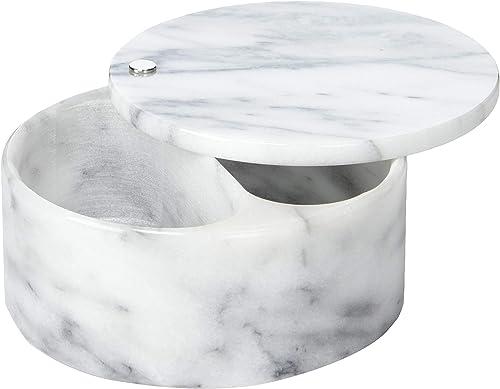 RSVP International Swivel Top Salt Box