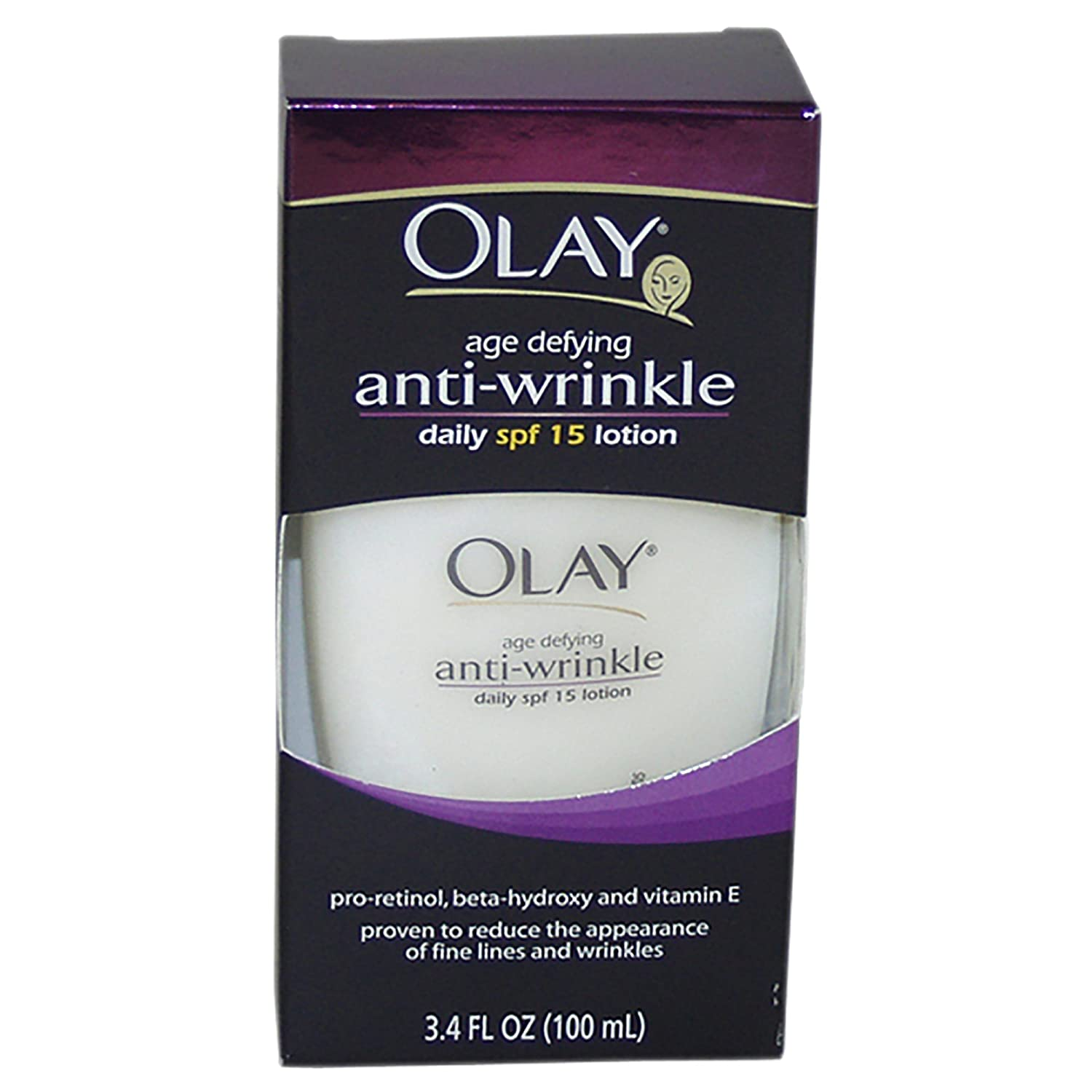 Olay Age Defying ADVANCED Gel Moisturizer with Hyaluronic Acid, 50 mL Procter and Gamble