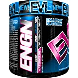 Evlution Nutrition ENGN Pre-workout, 30 Servings, Intense Pre-Workout Powder for Increased Energy, Power, and Focus (Watermelon) Pikatropin-Free