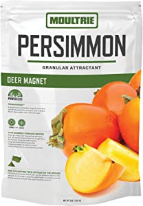 Moultrie MFS-13358 Deer Magnet Persimmon Granular - 6 Pound, Multicolor