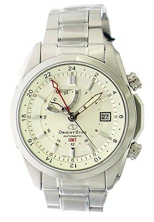 a121c71bb9 [オリエント] ORIENT 腕時計 自動巻き オリエントスター GMT デュアルタイム SDJ00002W0 メンズ 海外モデル