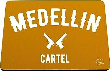 Hippowarehouse Medellin Cartel Pablo Escobar Alfombrilla de ...