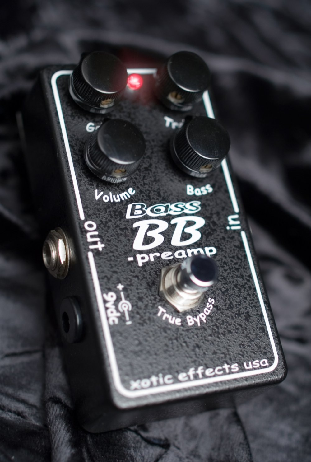 Xotic Effects Bass BB Preamp Distortion/Booster Bass Effects Pedal