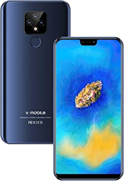 Moviles Libres Baratos 4G, V Mobile Mate 20 Smartphone de 5,85 ...