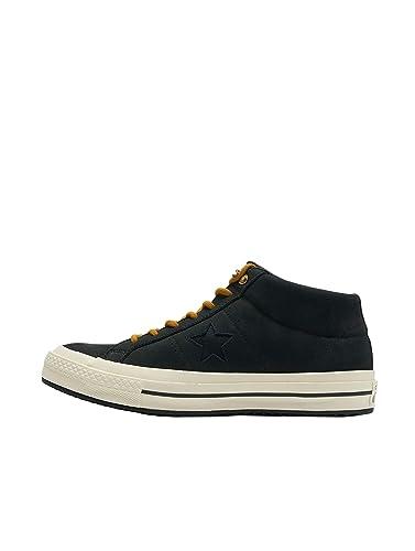 Converse Herren Sneaker One Star Counter Climate schwarz 43: Amazon ...