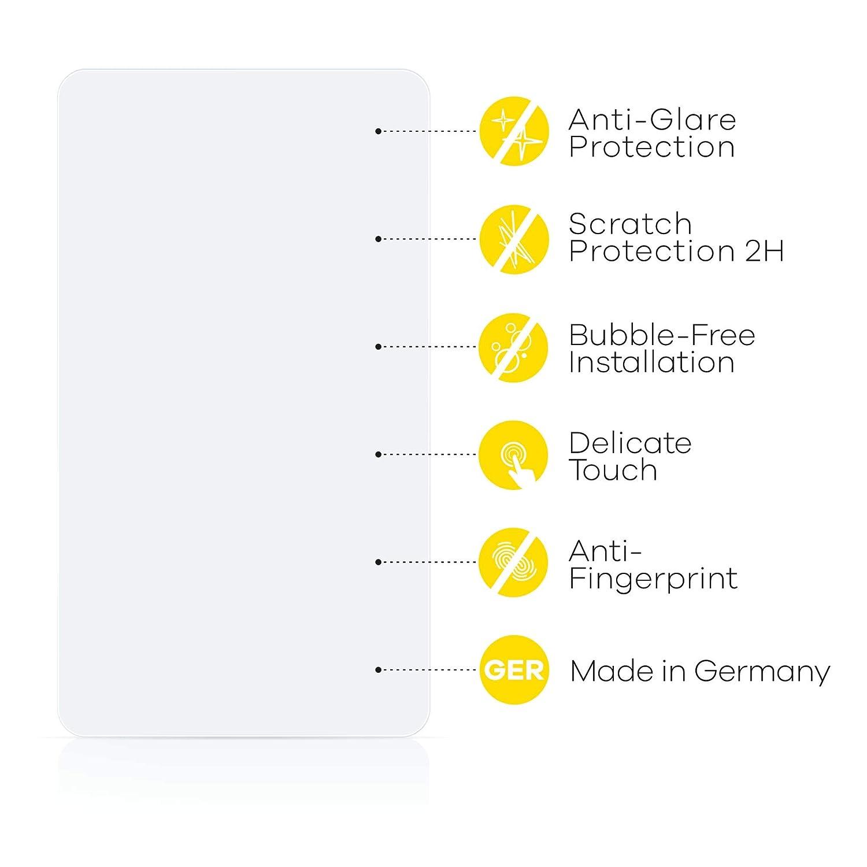 Anti-Impronte Antiriflesso upscreen Pellicola Protettiva Opaca Compatibile con Nikon Coolpix W300 Protezione Proteggi Schermo