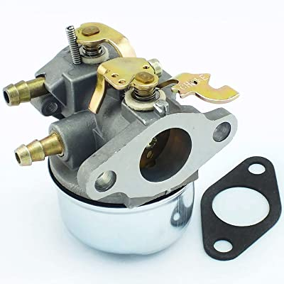 Carburetor for Tecumseh OH195EA-71262H OH195EA-71263H OHH60-71113C OHH60-71113D: Automotive