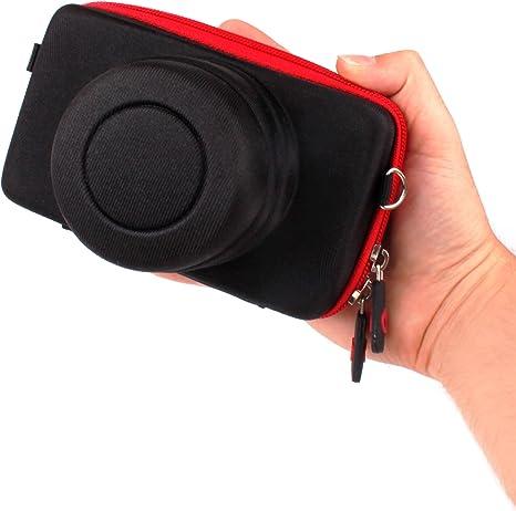 DURAGADGET Funda/Estuche para Cámara Canon Powershot SX420 IS: Amazon.es: Electrónica