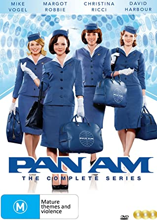 Pan Am The Complete Series Mike Vogel Margot Robbie Non Uk Format Region 4 Import Australia Amazon Co Uk Dvd Blu Ray