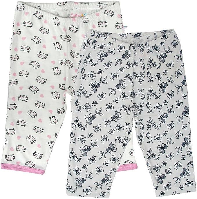 Sofie & Sam - Combo Pack de 2 Pijamas/Leggings para 3-6 Meses bebé ...