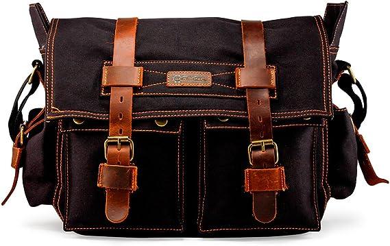 Cat Designer Messenger Bag for Travel School Shoulder Bags Satchel