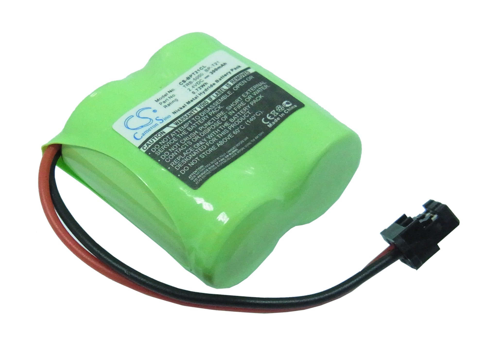 Cameron Sino 300mAh/0.72Wh Replacement Battery for Sony SPP-62