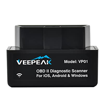 Veepeak Mini WiFi scan tool