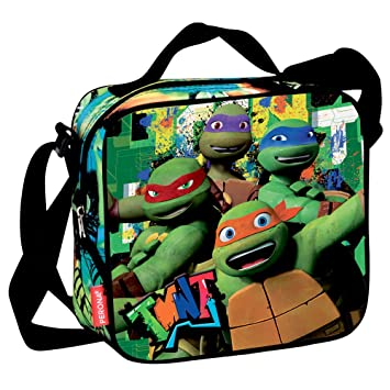 Tortugas Ninja-MC-53978 Bolsa Portamerienda Térmica ...