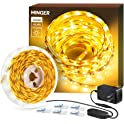 Minger 16.4-Feet Dimmable LED Light Strip Kit