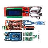 TOOGOO(R) 1 set CCL Material RAMPS 1.4 Printer Kit for RepRap 3D Drucker