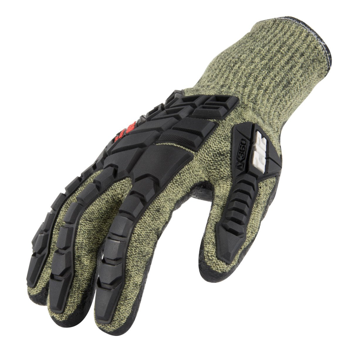 212 Performance Gloves AXA4-70-012 AX360 Seamless Electrical Arc Flash 4 Resistant Gloves, 2X-Large