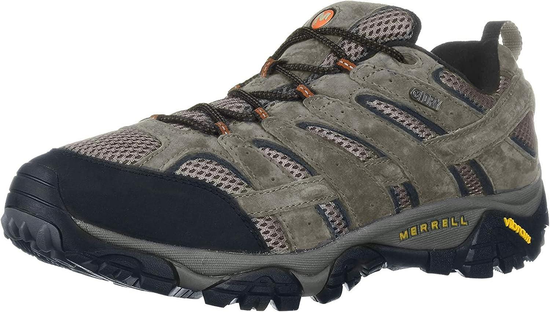 | Merrell Men's Moab 2 Waterproof Hiking Shoe | Hiking Shoes