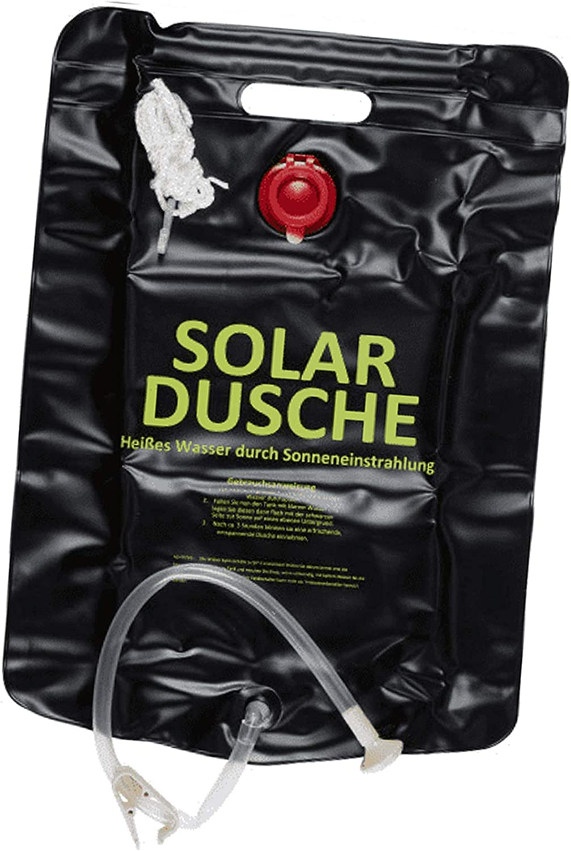 20 Liter Gartendusche Camping-Dusche Urlaub Wohnmobil/… Simex Sport Solardusche Solar Dusche ohne Strom