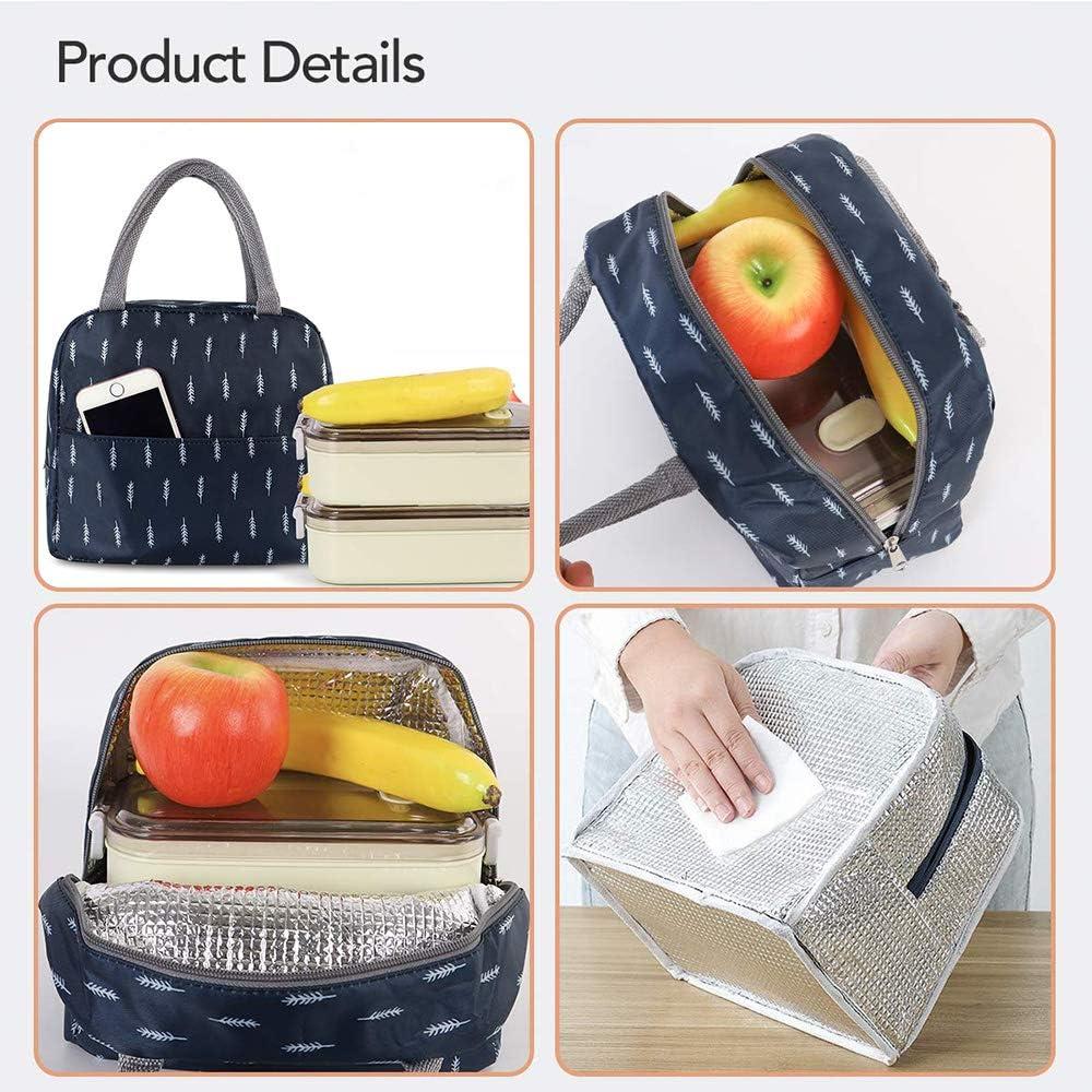 borsa per il pranzo Diamante. bambini borsa termica per il pranzo donne uomini Borsa termica per il pranzo per adulti picnic