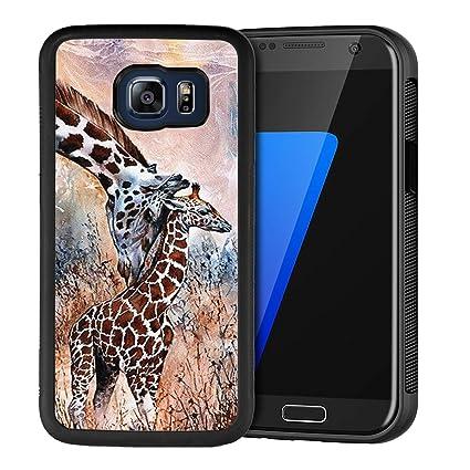 Amazon.com: Docmo - Carcasa para Samsung Galaxy S6 Edge Plus ...