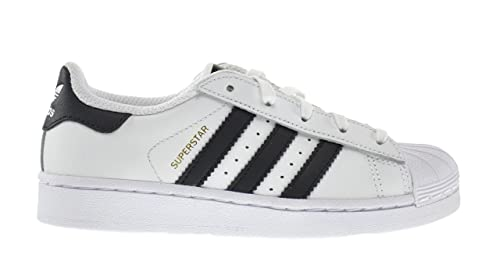 5495d7bb63a4 Adidas Superstar C Little Kids Shoes Running White FTW Core Black c77394 (3  M