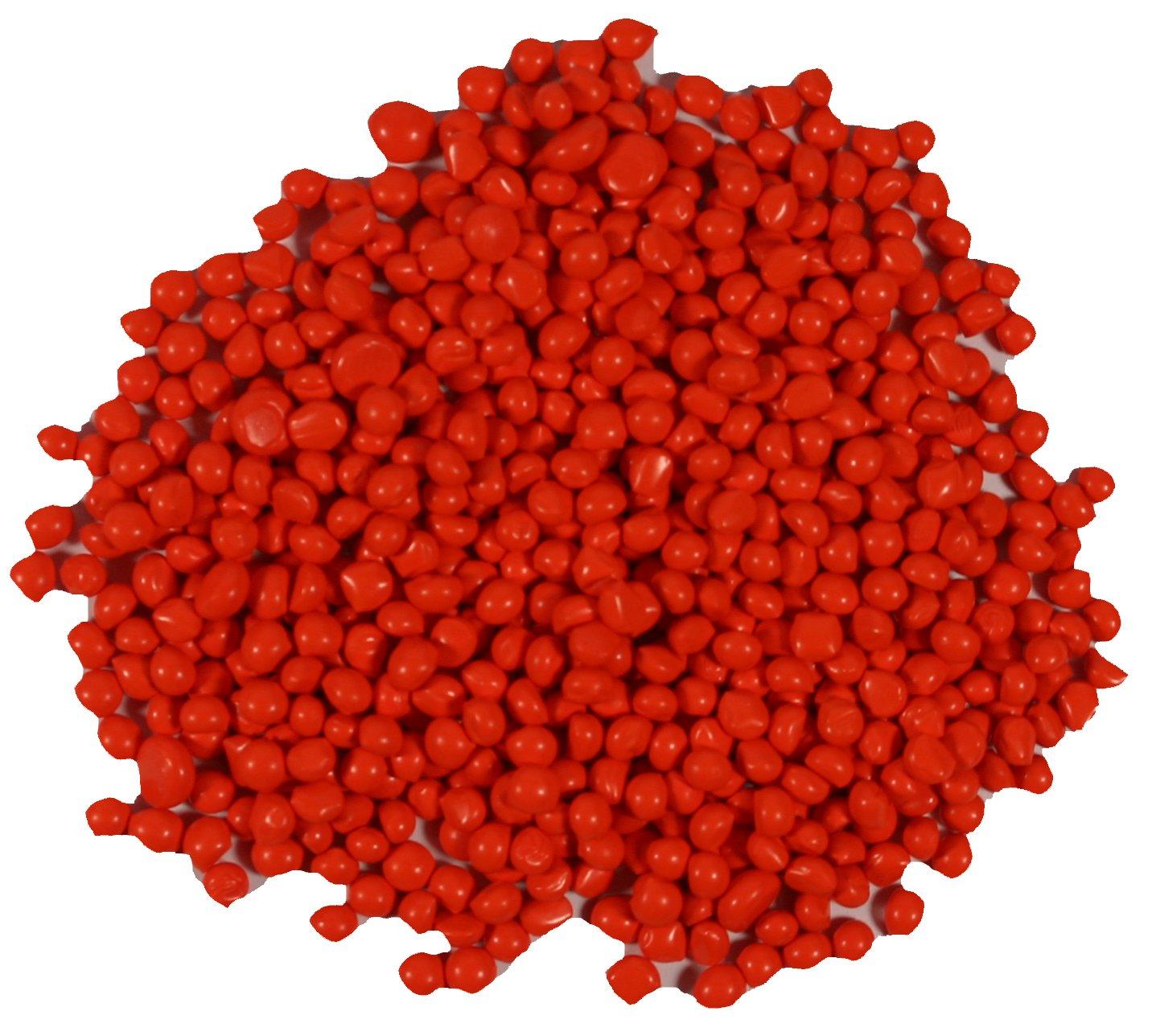 Colore: Arancione TrendLight 890031 Sufficiente per 1 kg di Cera Colore per pastiglie di Cera