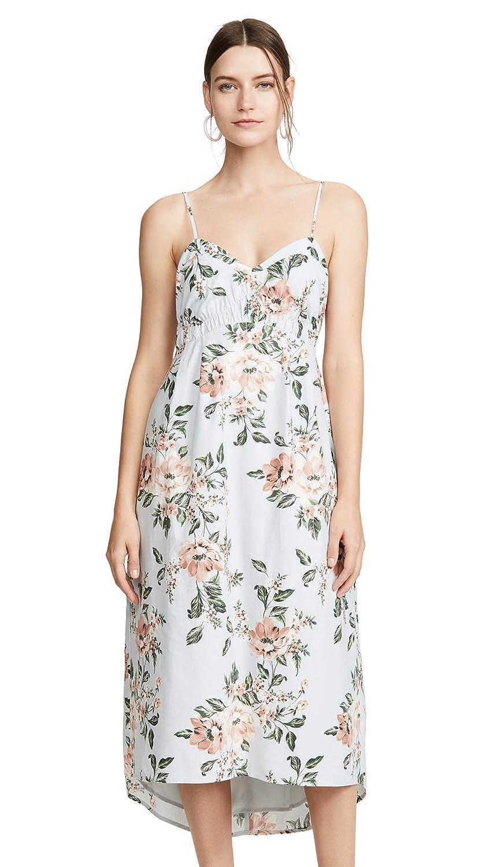 927ed996ce1d4c WAYF Women's Dayton Cami Midi Dress at Amazon Women's Clothing store: