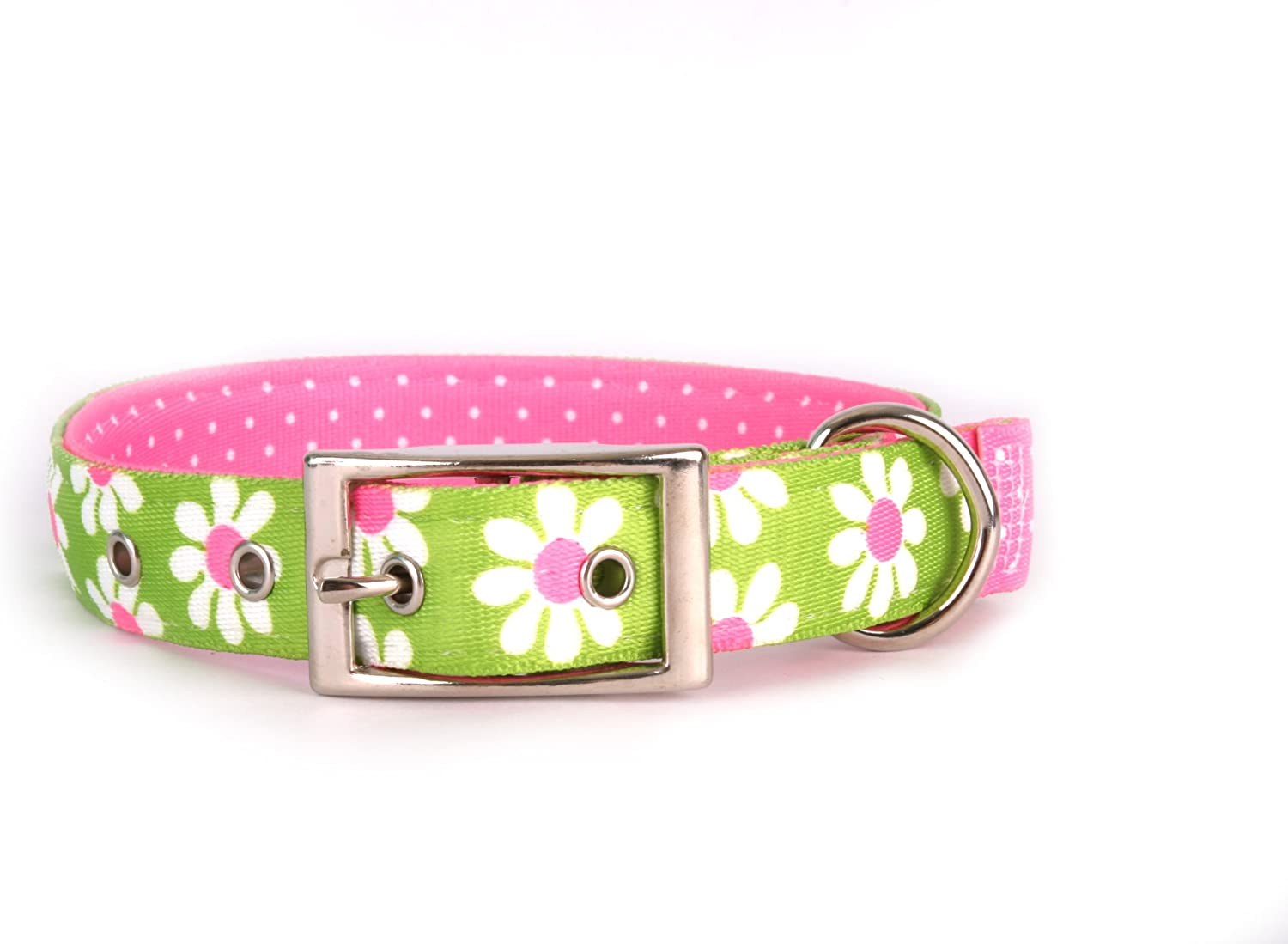 Dog Puppy Design Collar Up Country Choose Size Daisy Made In USA
