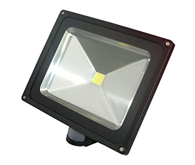Lowenergie Led Floodlight 40W PIR Sensor Outdoor Garden Lighting Security  IP65 Waterproof Energy Saving Flood LightLowenergie Led Floodlight 40W PIR Sensor Outdoor Garden Lighting  . Outdoor Pir Led Security Lights. Home Design Ideas