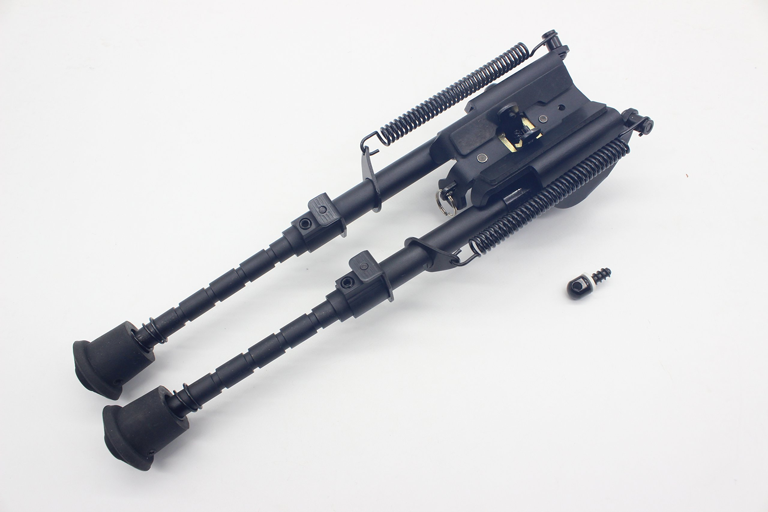 6 - 9 Inches Bipod for Tactical Rifle with screw