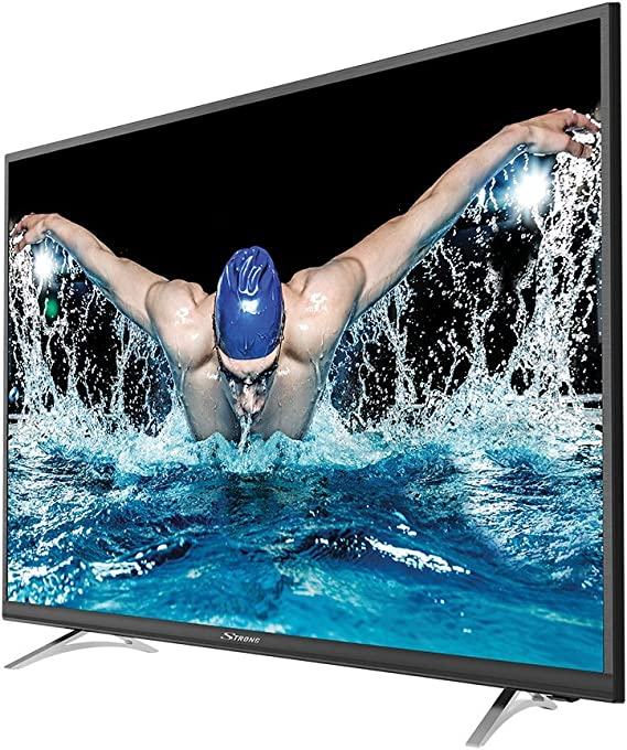 STRONG SRT 65UA6203 UHD Smart TV HDR, 4K Televisores LED 65 Pulgadas, 165 cm (Netflix, Youtube) Negro: Amazon.es: Electrónica