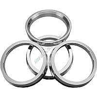 4 Anillos de centrado De Aluminio Aluminium en