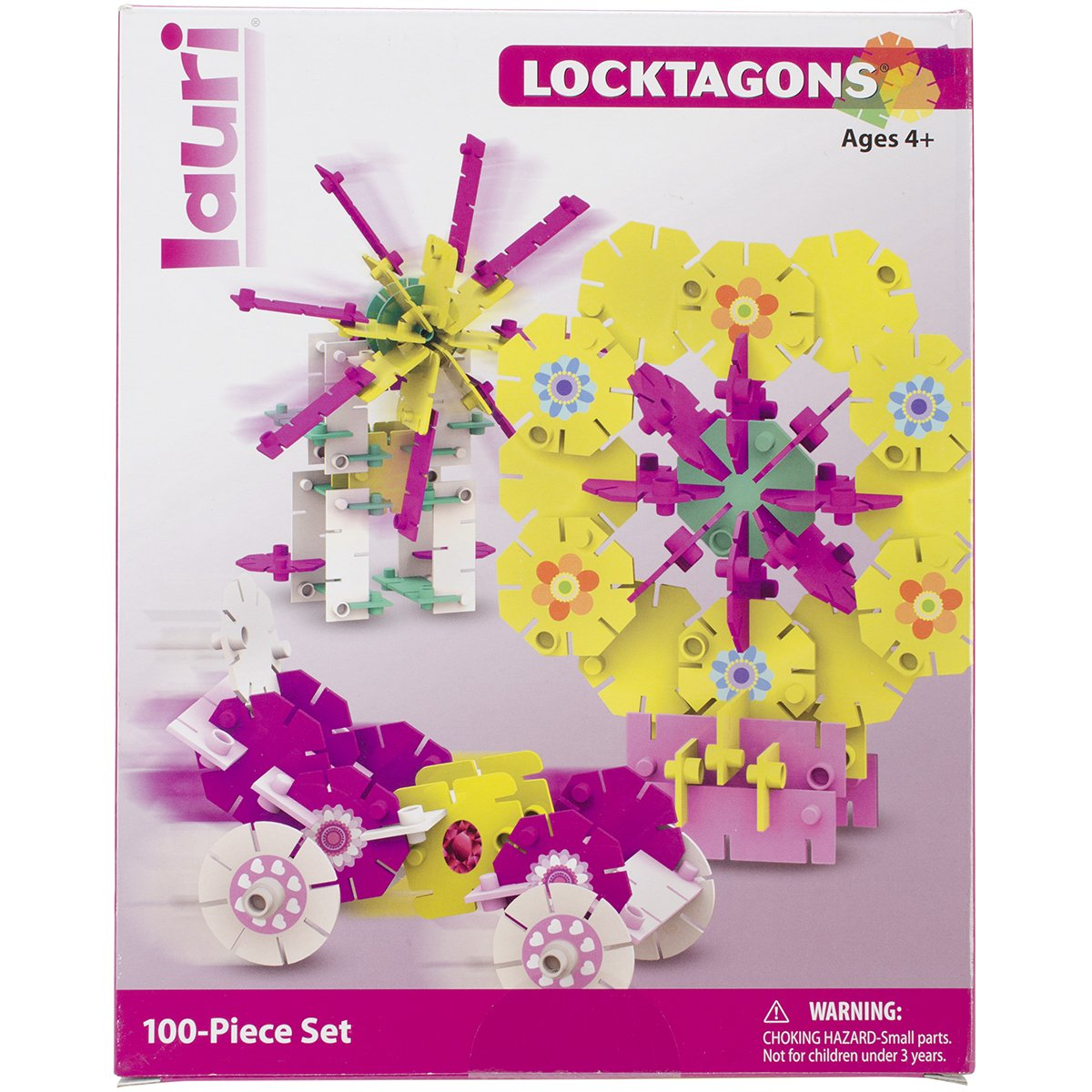 Locktagons Toy