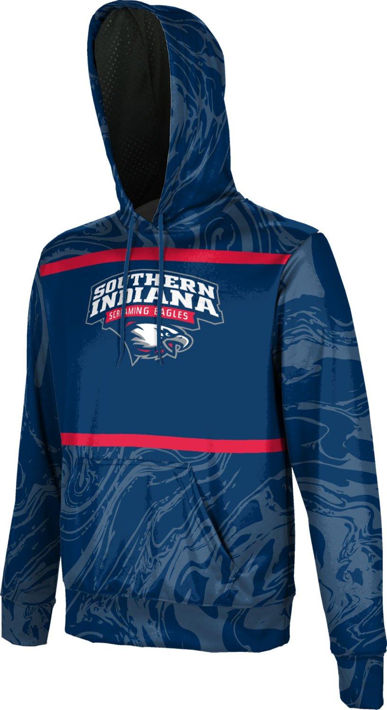 Gradient ProSphere University of Southern Indiana Mens Full Zip Hoodie